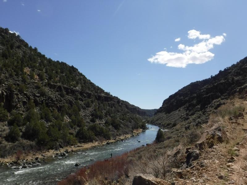Rio Grande, John Dunn Bridge