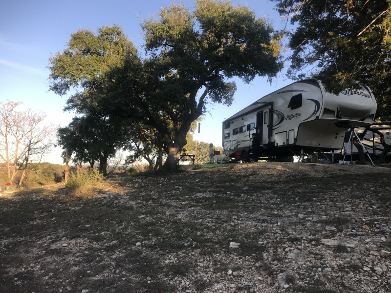 Boulderdash Campsite