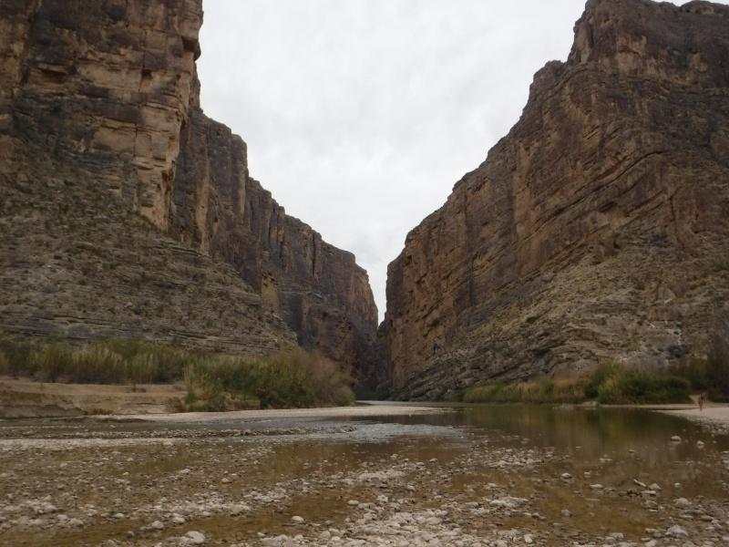 Santa Elena's canyon