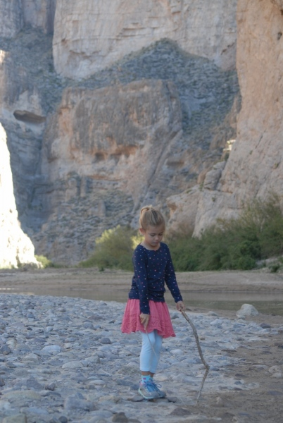 Boquilla's canyon