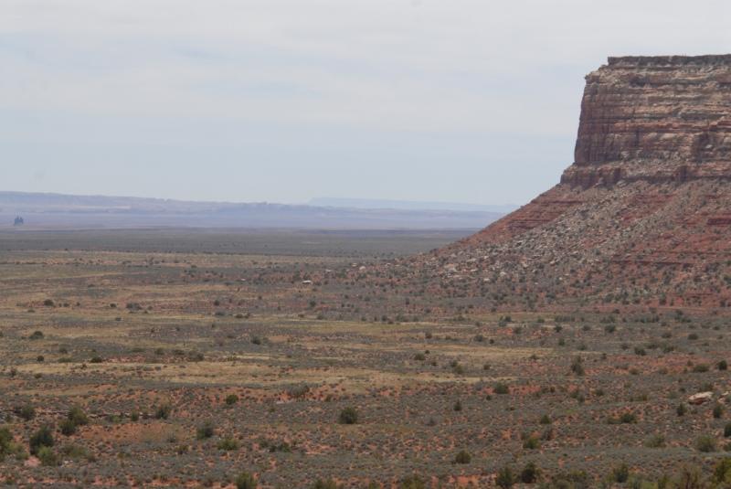 Views from Moki Dugway