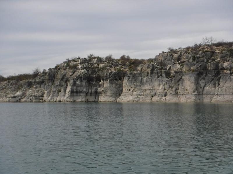 Rough Canyon Lake Amistad