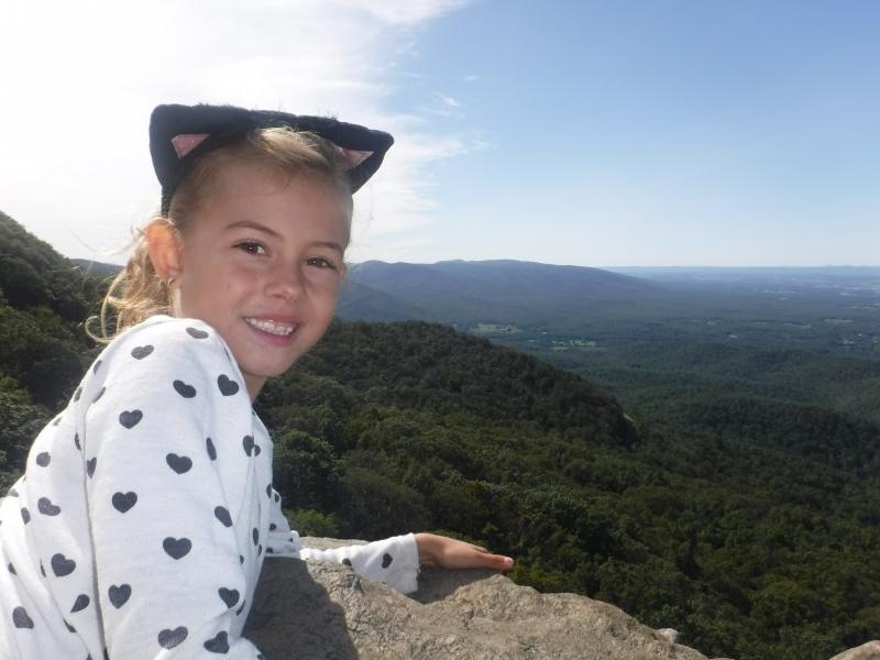 Blue Ridge Mountain